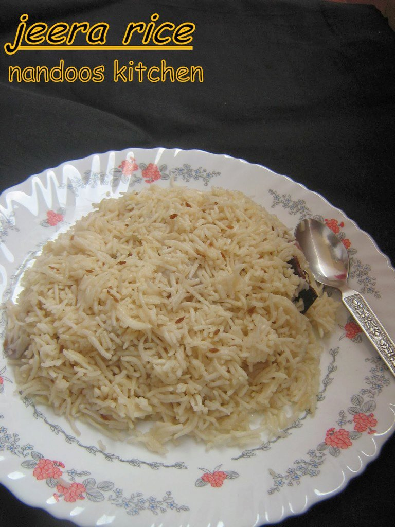 Jeera rice recipe |Jeera pulao