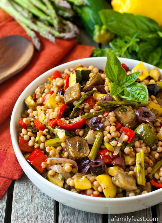 how to cook israeli couscous recipe
