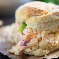 Jalapeno Pimento Cheese Biscuits