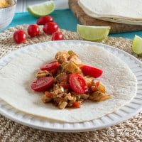 Smoky Chipotle Chicken Tacos
