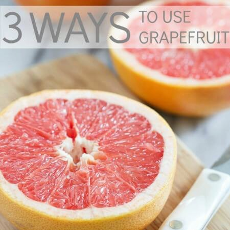 Grapefruit Poppy Seed Dressing