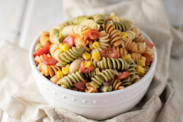 Fresh & Simple Italian Pasta Salad