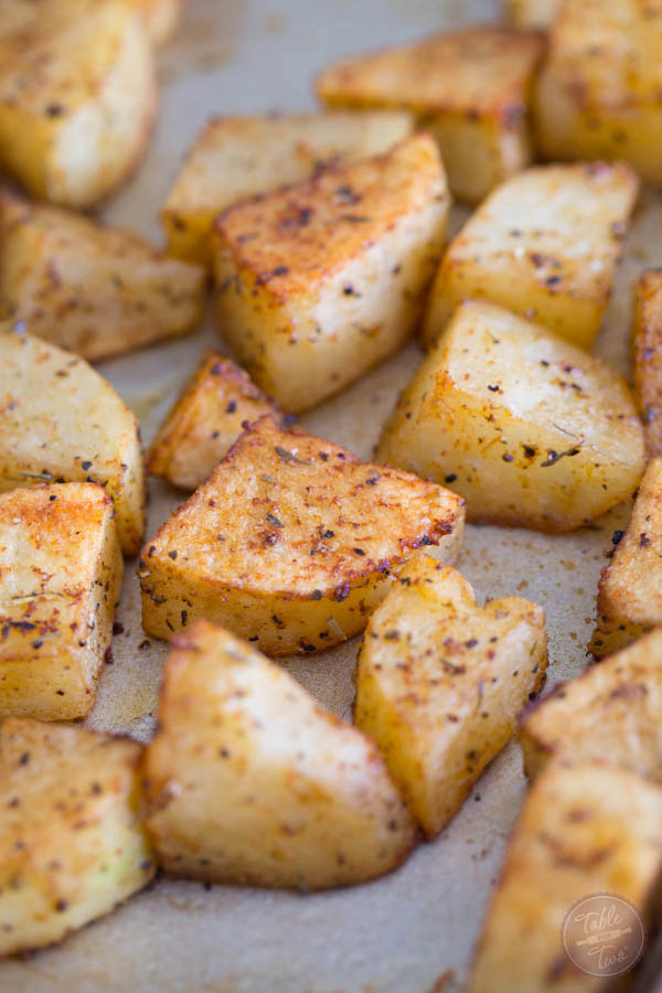 Our Favorite Way to Roast Potatoes