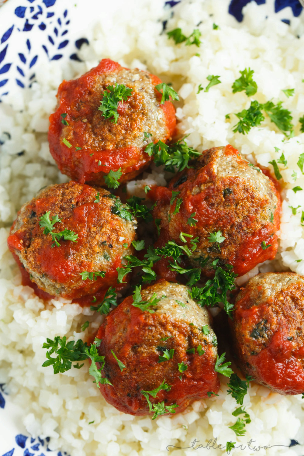 Moroccan Turkey Meatballs
