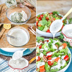 Whole 30 Ranch Dressing