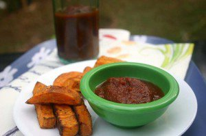 Quick and Easy Tomato Ketchup (Slow Cooker)