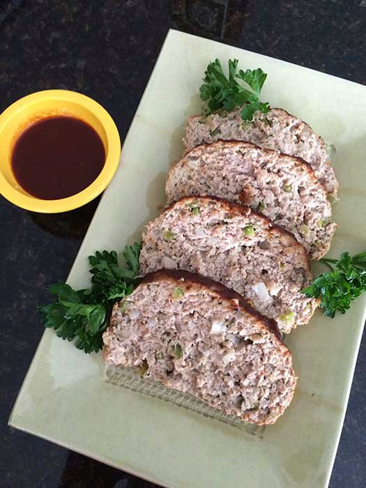 Creole Meatloaf
