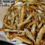 Thyme and Parmesan Frites