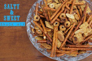 Salty &Sweet Snack Mix