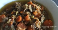 Garlic Rosemary Oxtail Stew (Paleo, AIP, SCD)