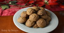 Cranberry Molasses Spice Cookies (Paleo)
