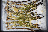Roasted Scallions with Miso Butter