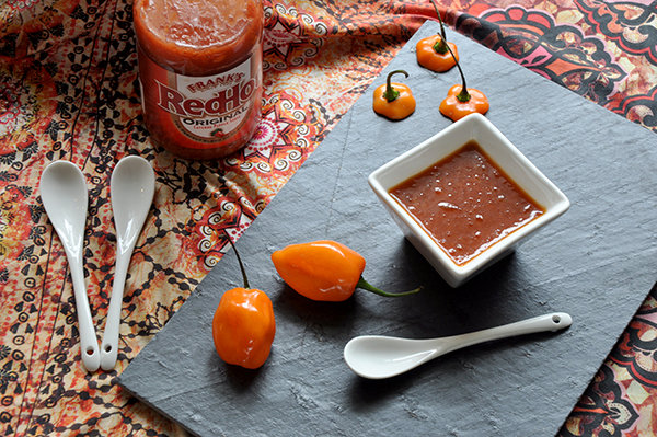 Spicy Habanero Honey BBQ Sauce