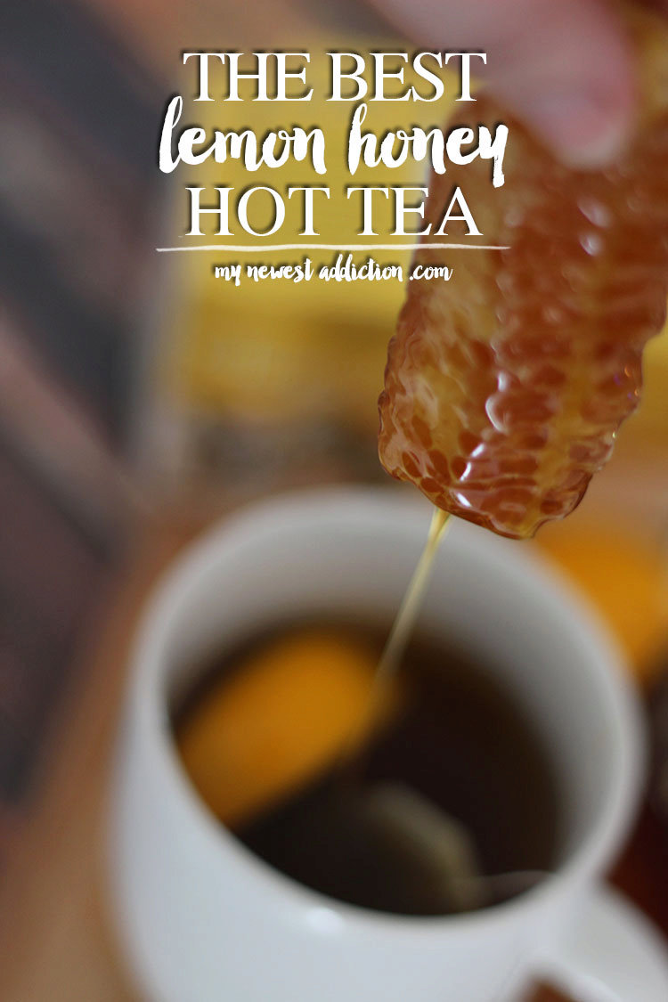 The Best Lemon Honey Hot Tea