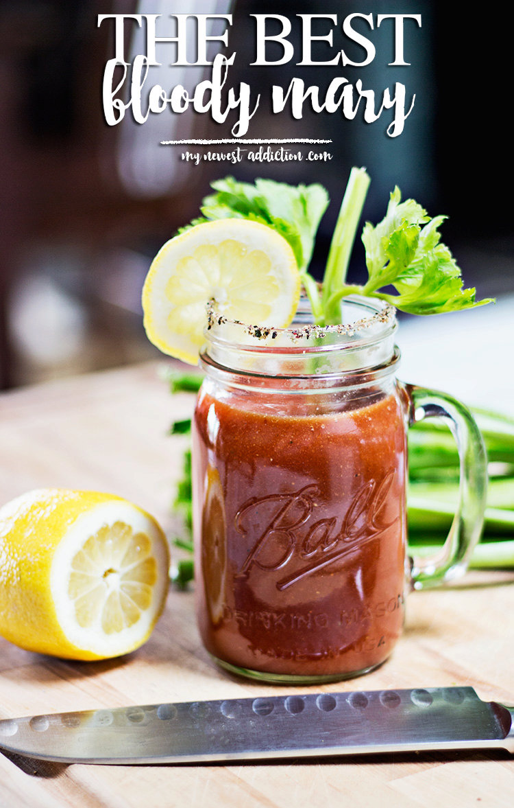 The Best Bloody Mary