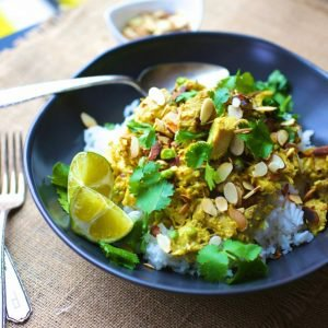 Quick, Simple and Delicious Leftover Turkey Curry