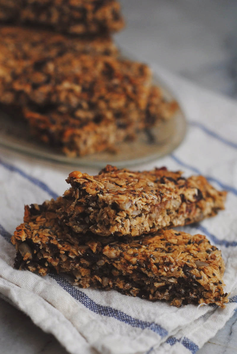 Recipe: Vegan Granola Bars
