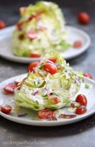 Whole 30 Wedge Salad