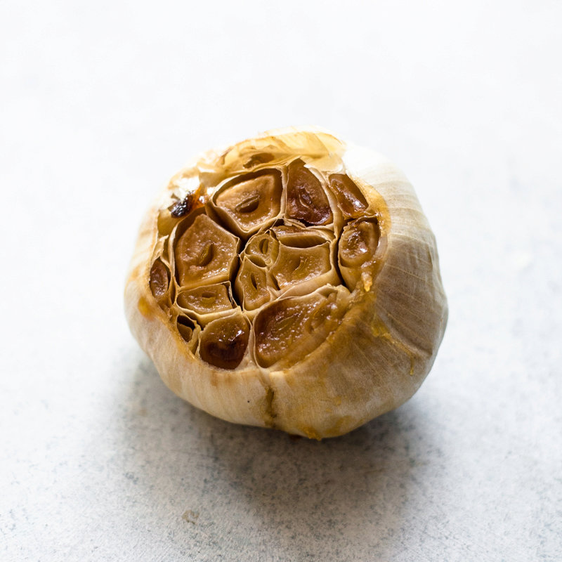 How to Roast Garlic (Video)