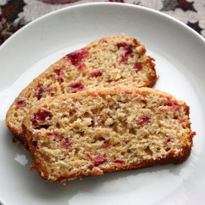 Cranberry Clementine Bread