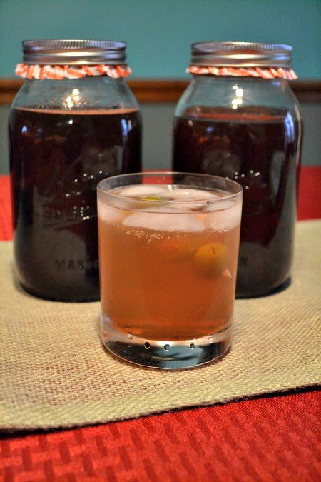 Homemade Old Fashioned Mix