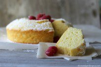 Olive Oil and Ricotta Cake