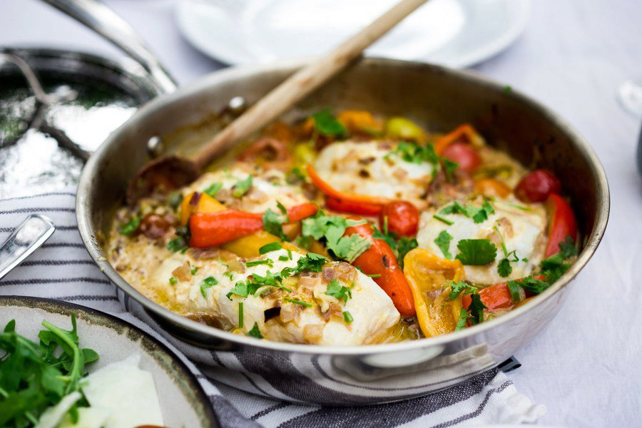 Brazilian Fish Stew – Moqueca
