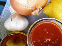 Best Ever Garlicky Tangy BBQ Sauce