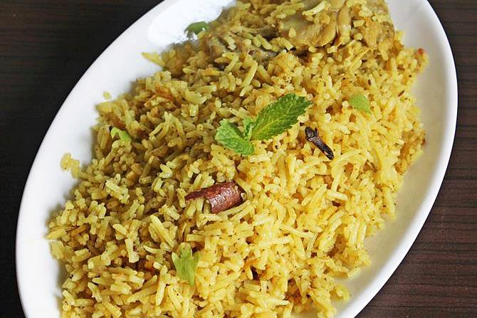 Muslim chicken biryani recipe | Muslim mutton biryani recipe