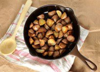 Duck Fat Potatoes