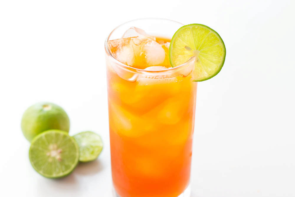 Thai Lemon Iced Tea