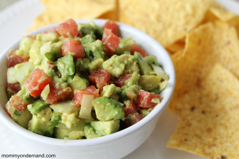 Fresh Avocado Salsa