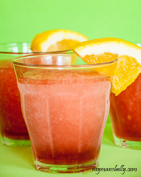 The Frozen Negroni for Summer Drinking