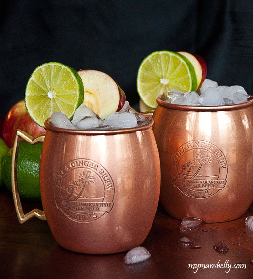 Moscow Mule vs Paris Mule