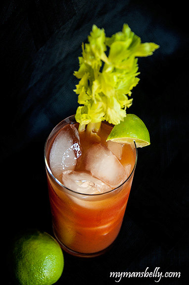 Tequila Bloody Mary - The Bloody Maria