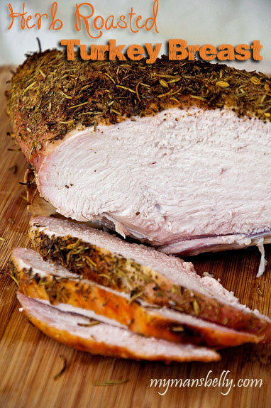Easy and Delicious Roast Turkey Breast
