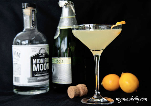 The French 75 Takes a Walk on the Wild Side