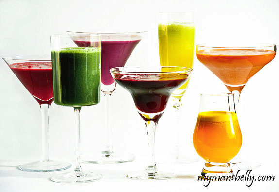 How to Financially Survive a Juice Cleanse - 7 Vegetable Juice Recipes