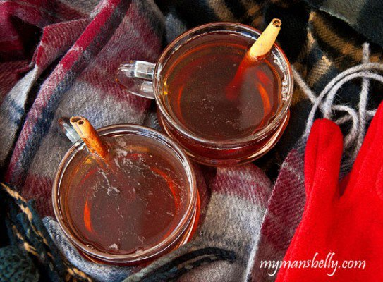A Fantastic Hot Buttered Rum Recipe Minus That Icky Oil Slick