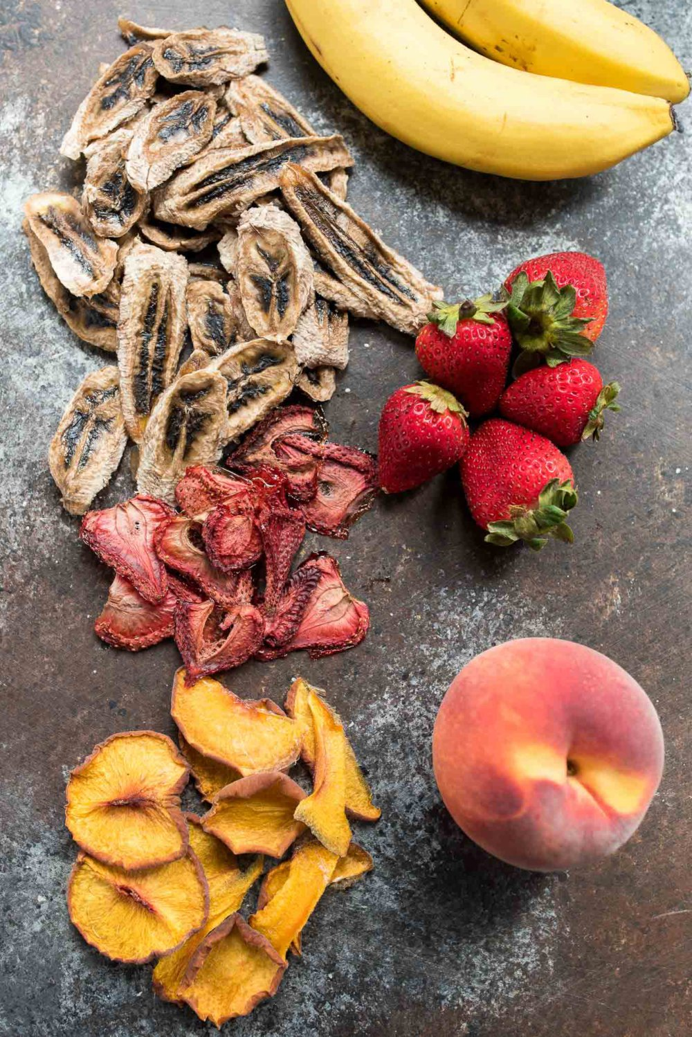 The Simplest Homemade Dried Fruit
