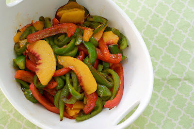 Peaches and Peppers
