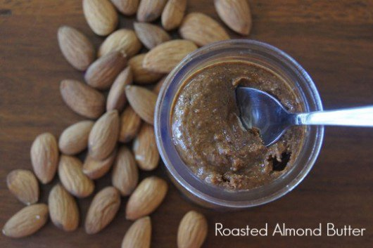 Roasted Almond Butter Recipe