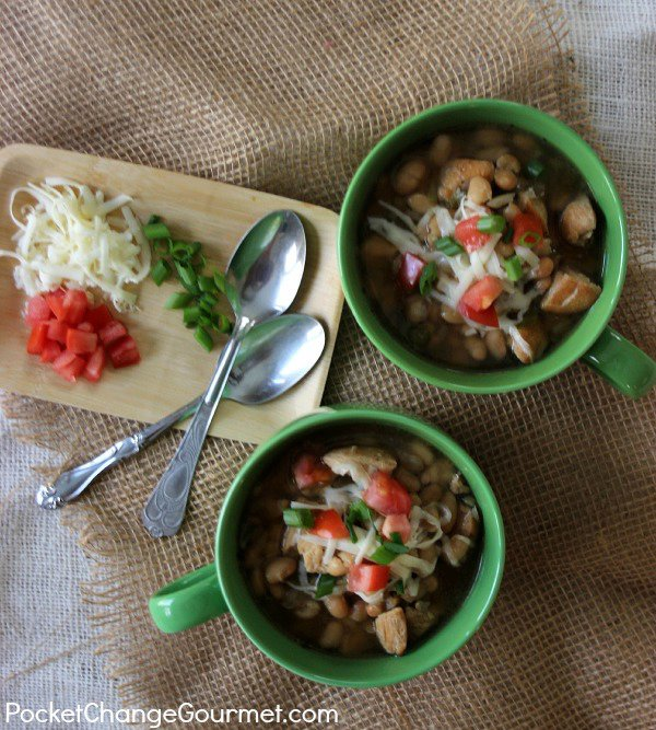 Chicken and White Bean Soup