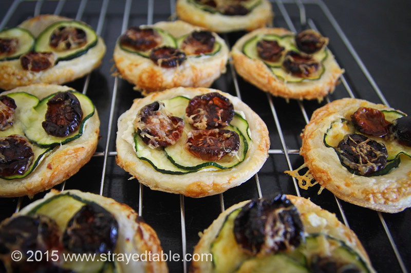 Quick Veggie Mini Pizza Recipe