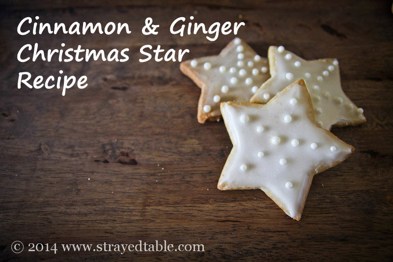 Cinnamon Sugar Star Biscuit Recipe