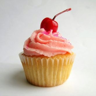 Iron Cupcake Earth: Cherry 7UP Cupcakes