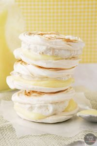 Lemon Meringue Hand Pies