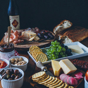 How To: Build a Cheese Plate