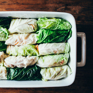 Low-Carb Cabbage Rolls