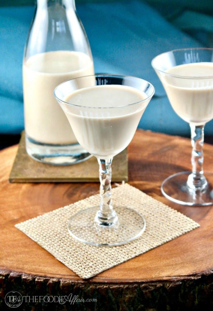 Sugar Free Irish Cream {Easy Copycat Baileys Liquor}